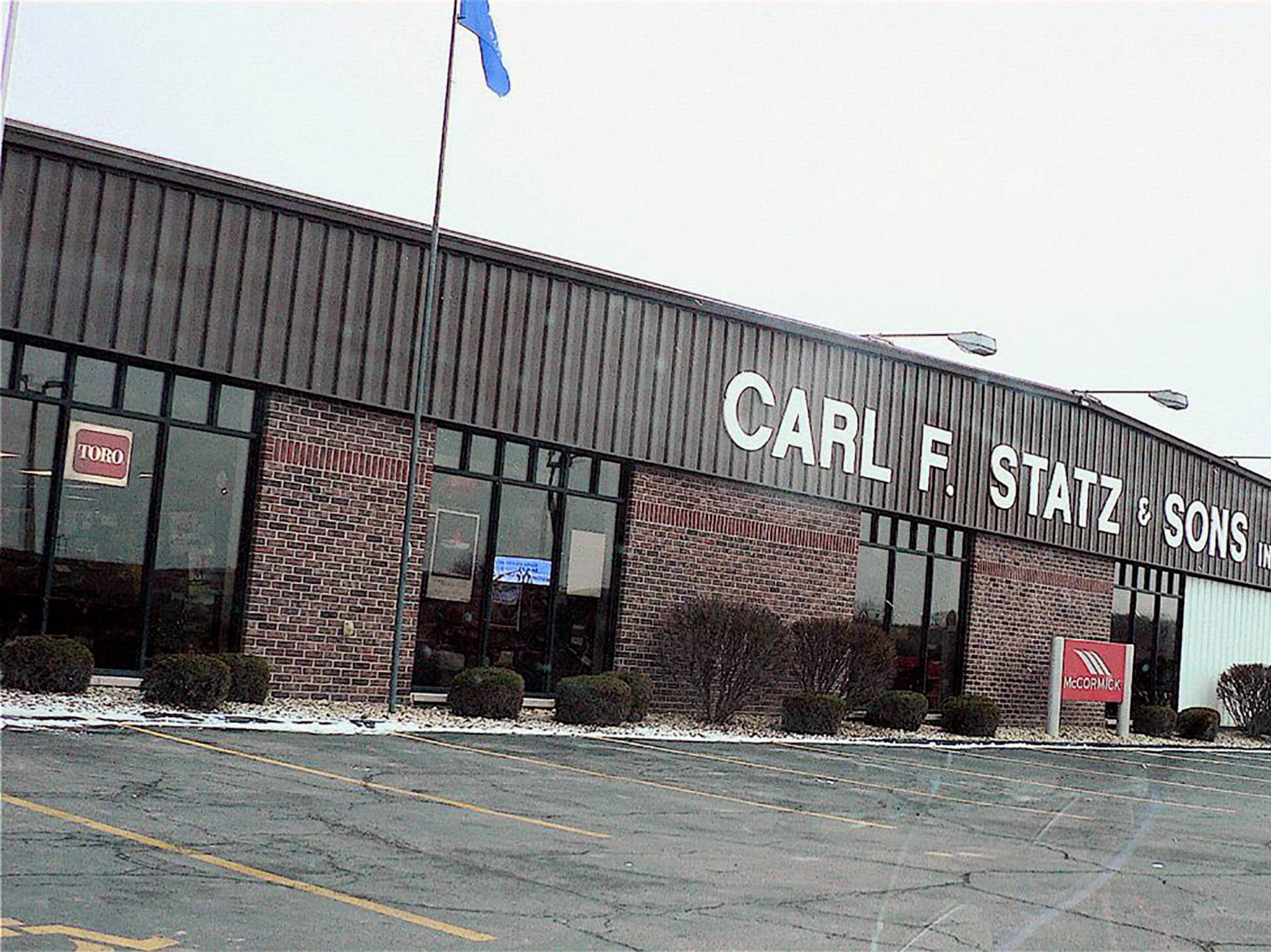 Carl F. Statz and Sons, at Waunakee since 1930.