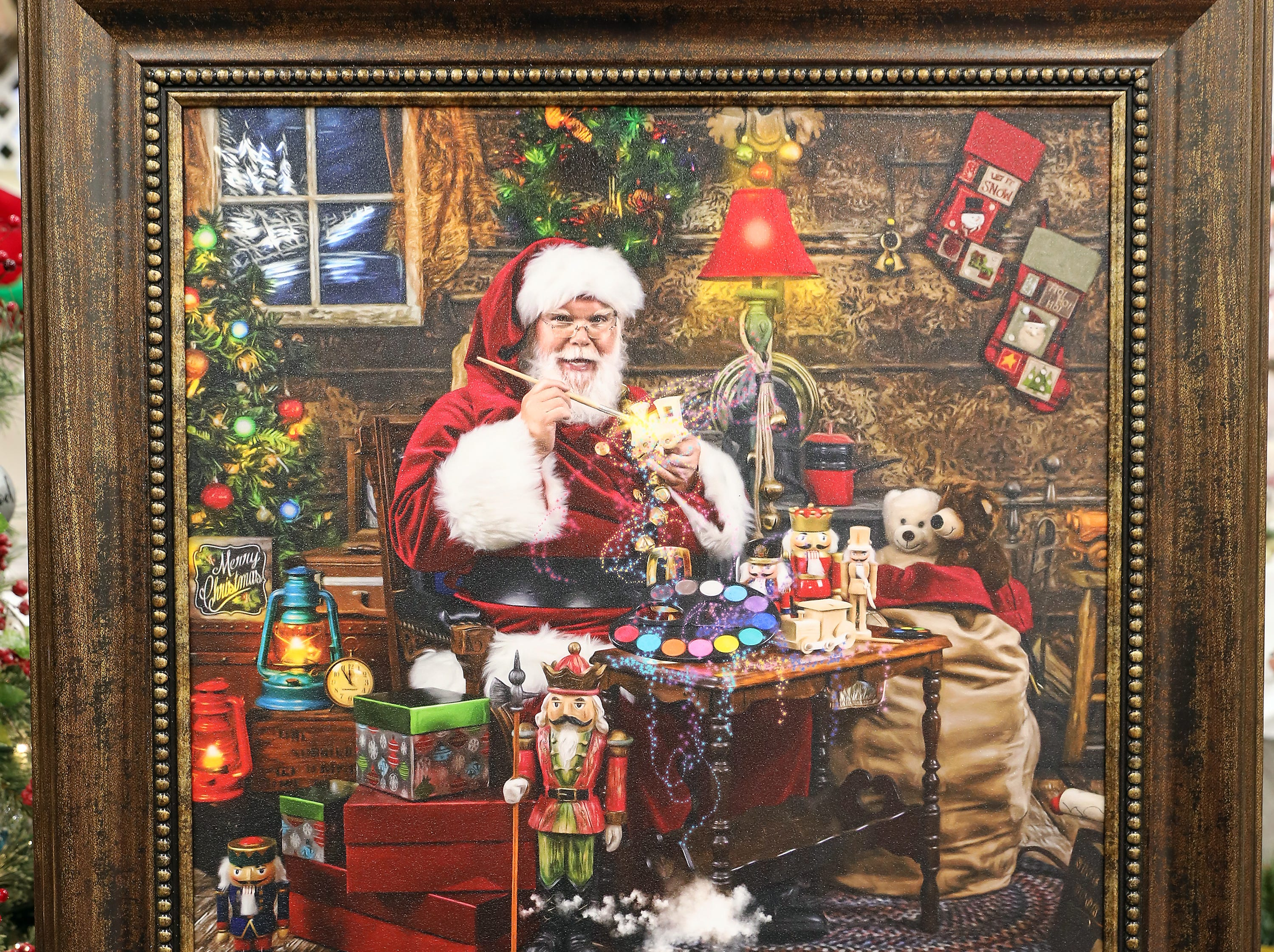 146	2:45 PM	Power Portraits	Other	Santa's Storybook Workshop	Fine Art Wall Portrait - Custom Framing, ready to hang.		$100 gift certificate to be used towards a Santa's Storybook Workshop Session at Power Portraits Studio located in Blue Rock, Ohio.  ($400 session)