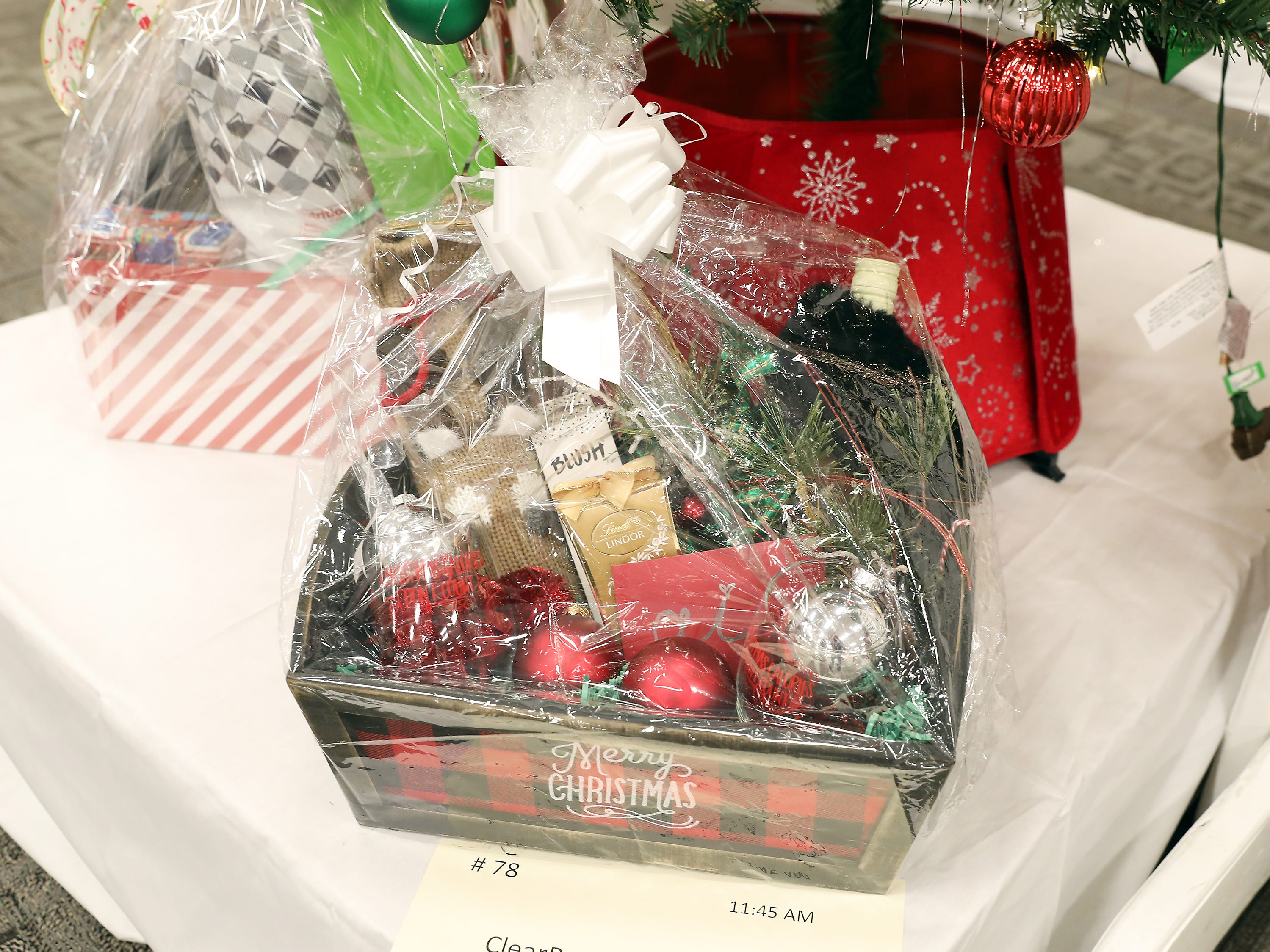 78	11:45 AM	ClearPath Utility Solutions	Other	Wine and Shine	A gift basket with two bottles of local Ohio wine, wine glasses, $100 gift card and wine related gifts		Entry is incentive.