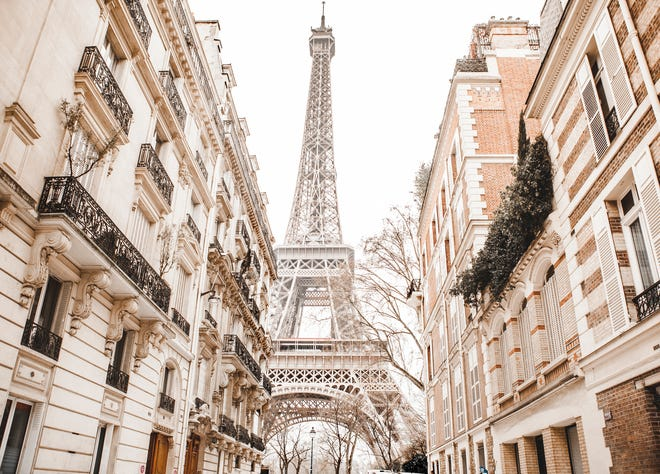 Paris is stunningly beautiful and right now, it's amazingly affordable.