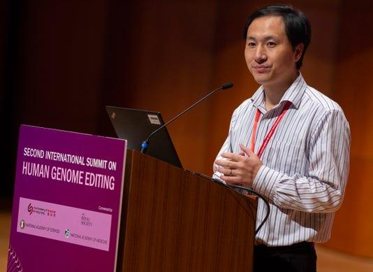 Epa Epaselect China Science Hong Kong He Jiankui Sci Science General Human Sciences Chn Sa