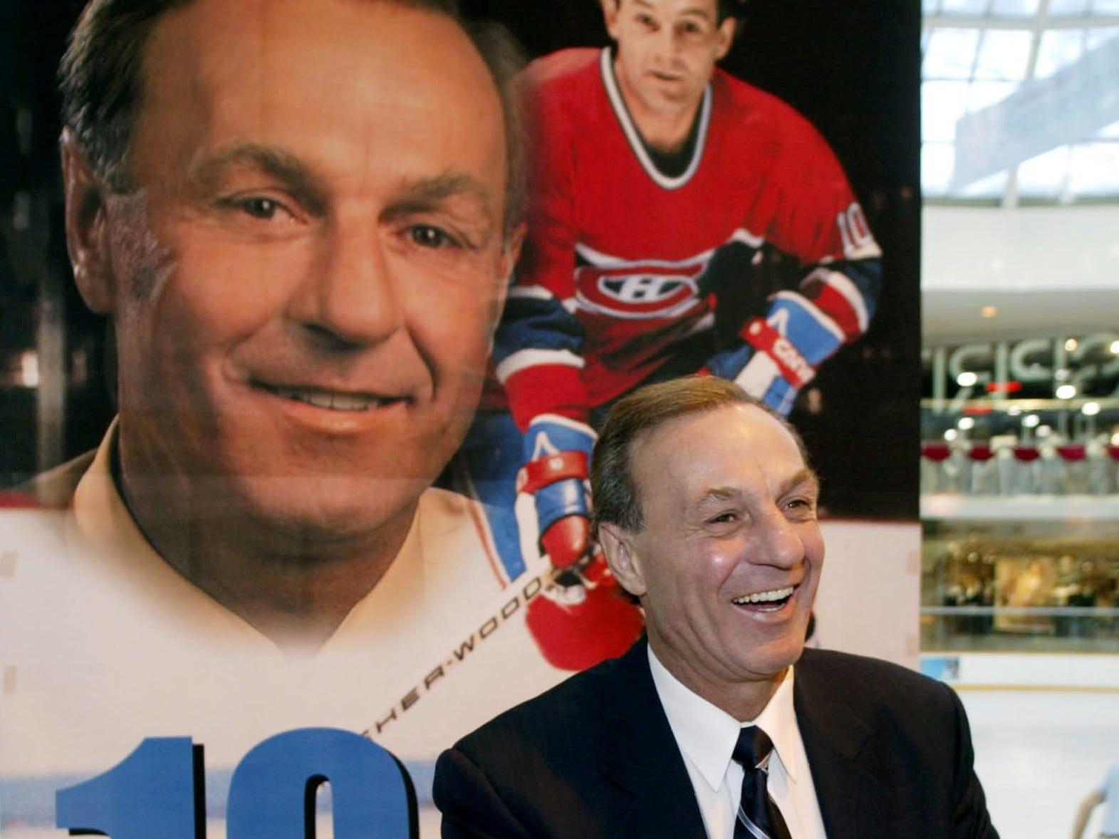 10. Guy Lafleur (1971-85, 1988-91). Also: Ron Francis, Alex Delvecchio, Dale Hawerchuk