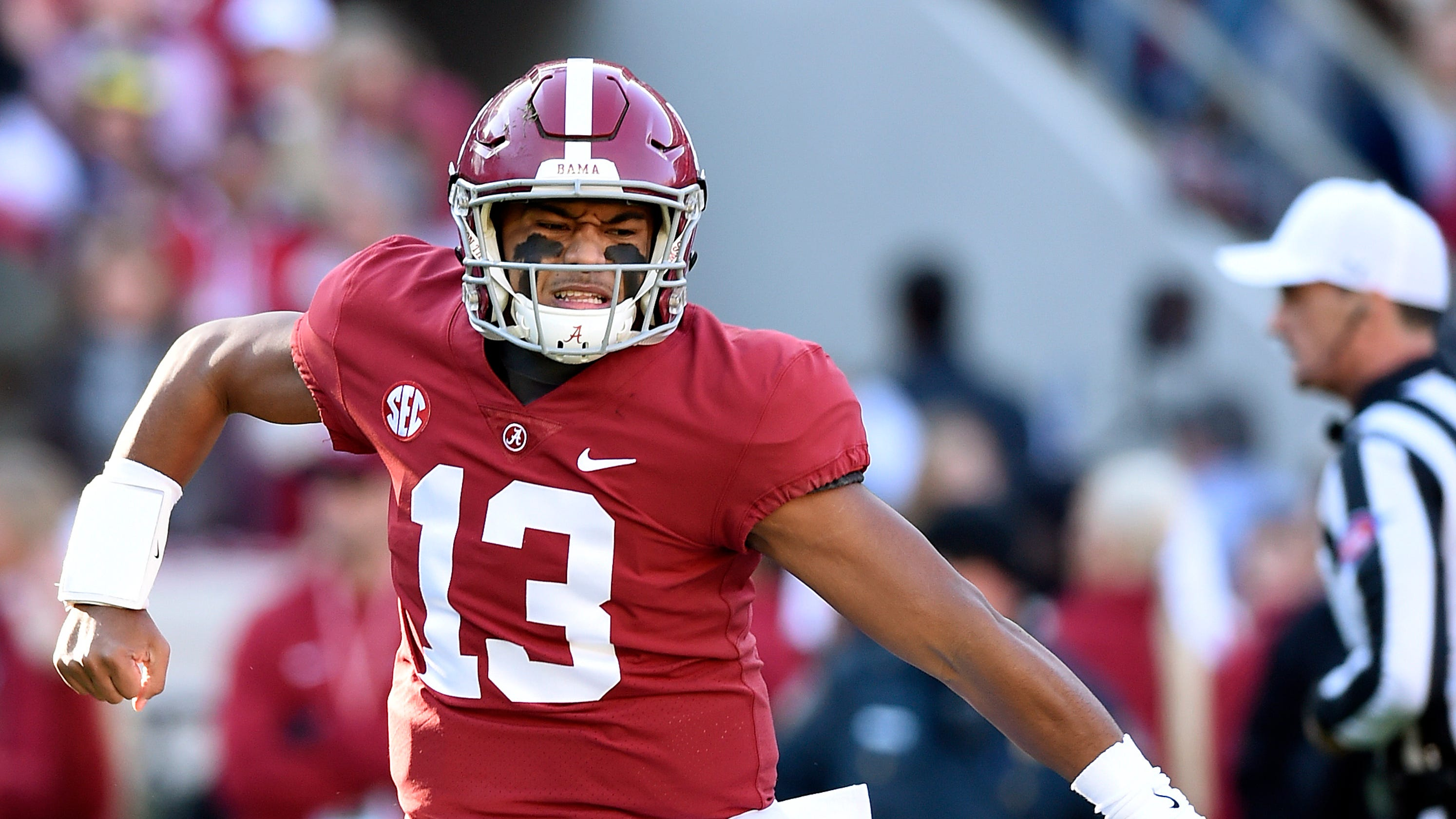 Tua Tagovailoa: What To Know About Alabama Football's Star
