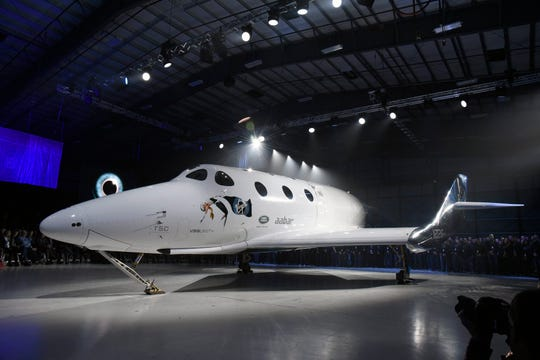Want to go to space soon? One way may be on Virgin Galactic's SpaceShipTwo, which for $250,000 will take you up 50 miles and turn you into an astronaut.