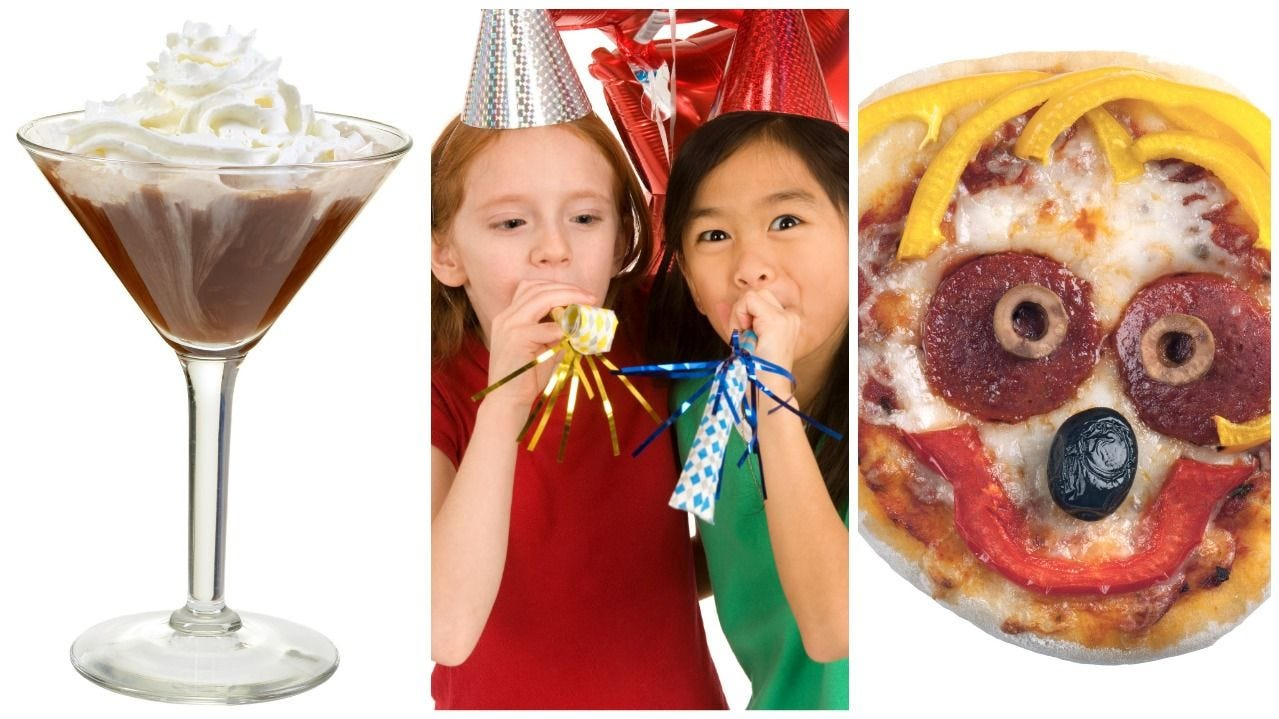 New Year's Eve with kids? Celebrate with these 8 party ideas
