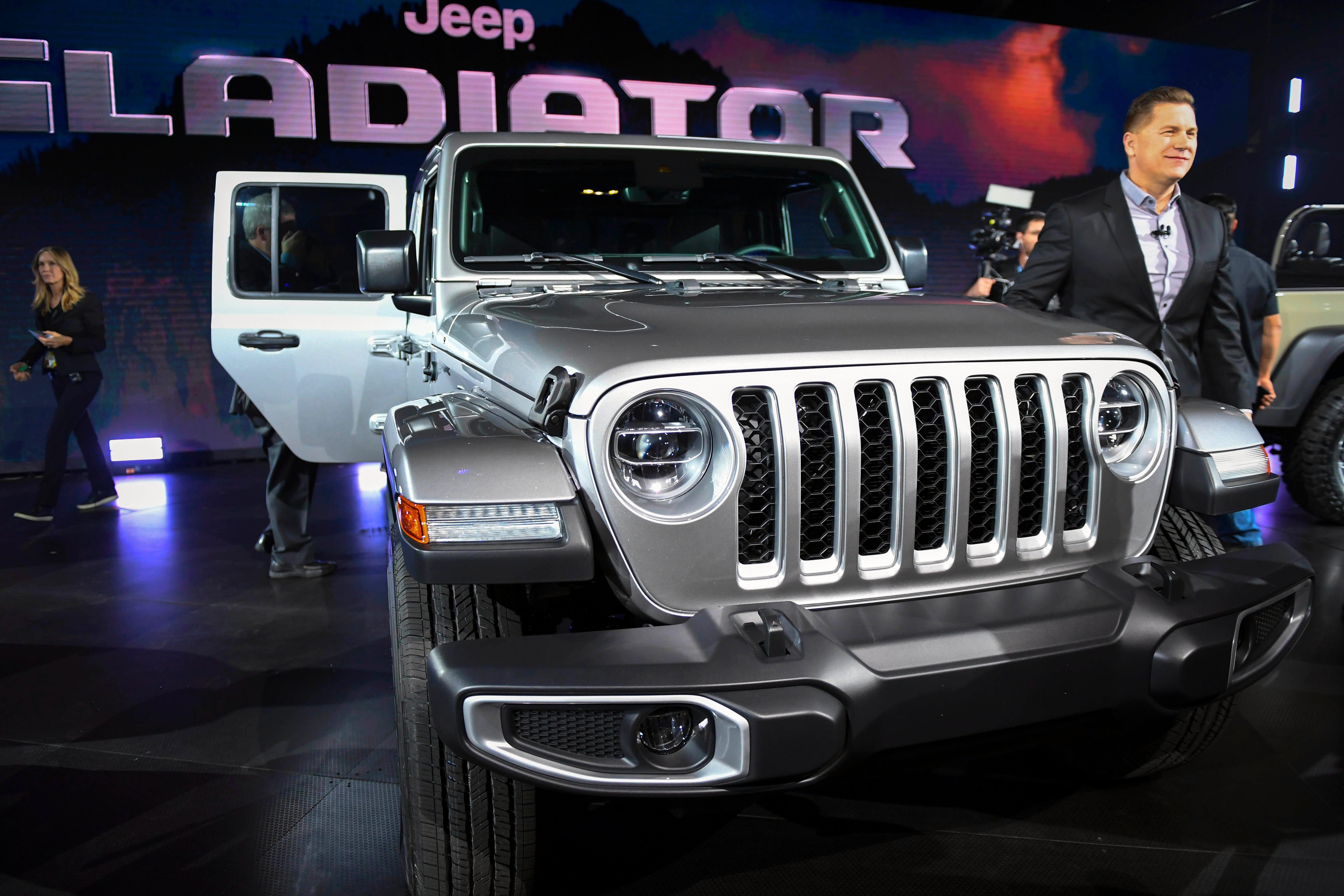 Usp News Los Angeles Auto Show A Usa Ca