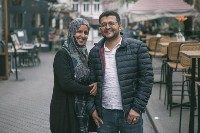 Radhya Almutawakel and Abdulrasheed Alfaqih say Jamal Khashoggi's murder has brought needed attention to the war in Yemen. They are the co-founders of the Mwatana Organization for Human Rights, a Yemeni group devoted to documenting the war's death and destruction.