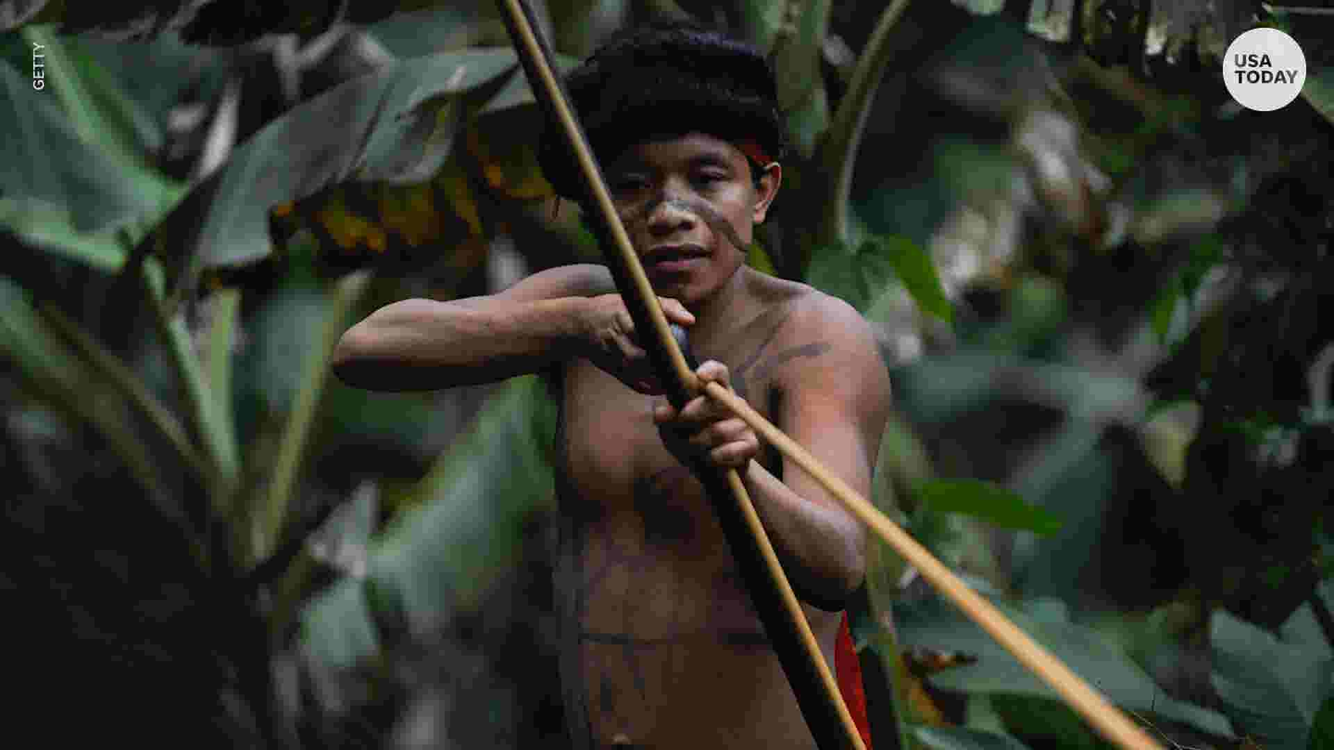 beyond north sentinel a look at uncontacted and isolated tribes