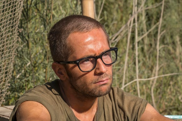 Nicky (Michael Angarano) is approaching a decisive point in Vietnam during the fall finale of This This Us, from the NBC channel.