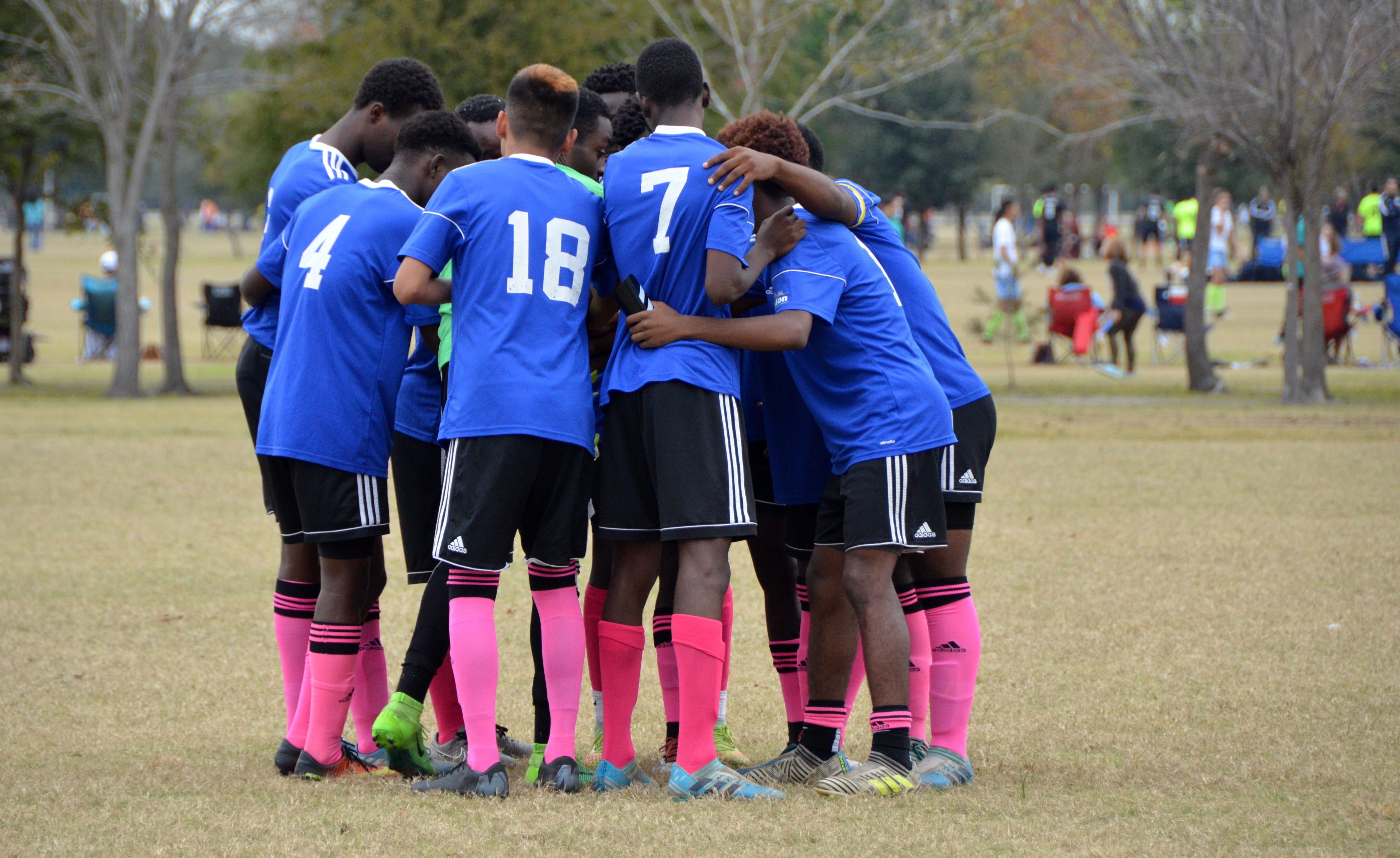As U.S. cuts refugee numbers, African teens find brotherhood on a Texas soccer team