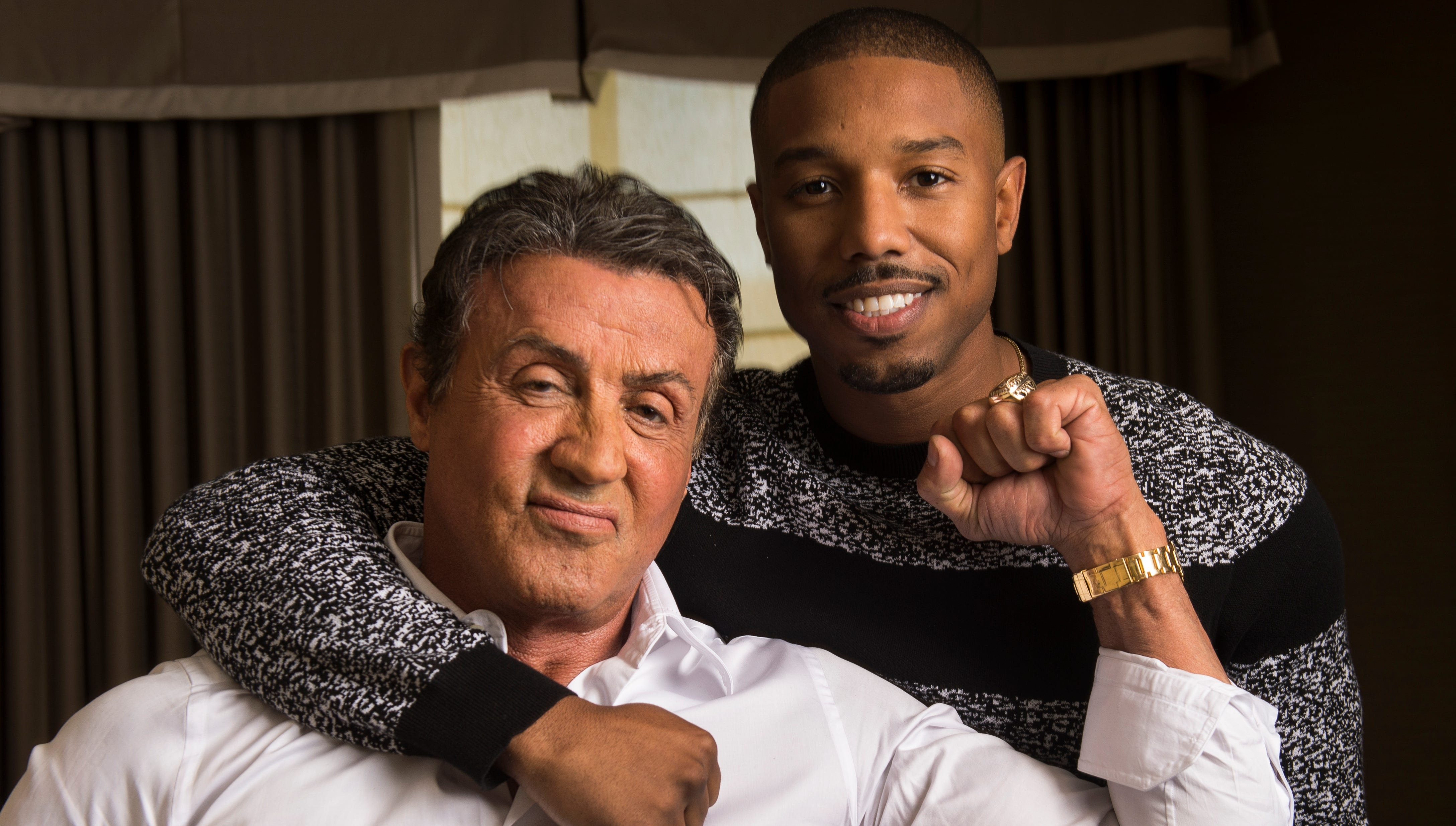 sly stallone to retire rocky creed 2 is probably my last rodeo
