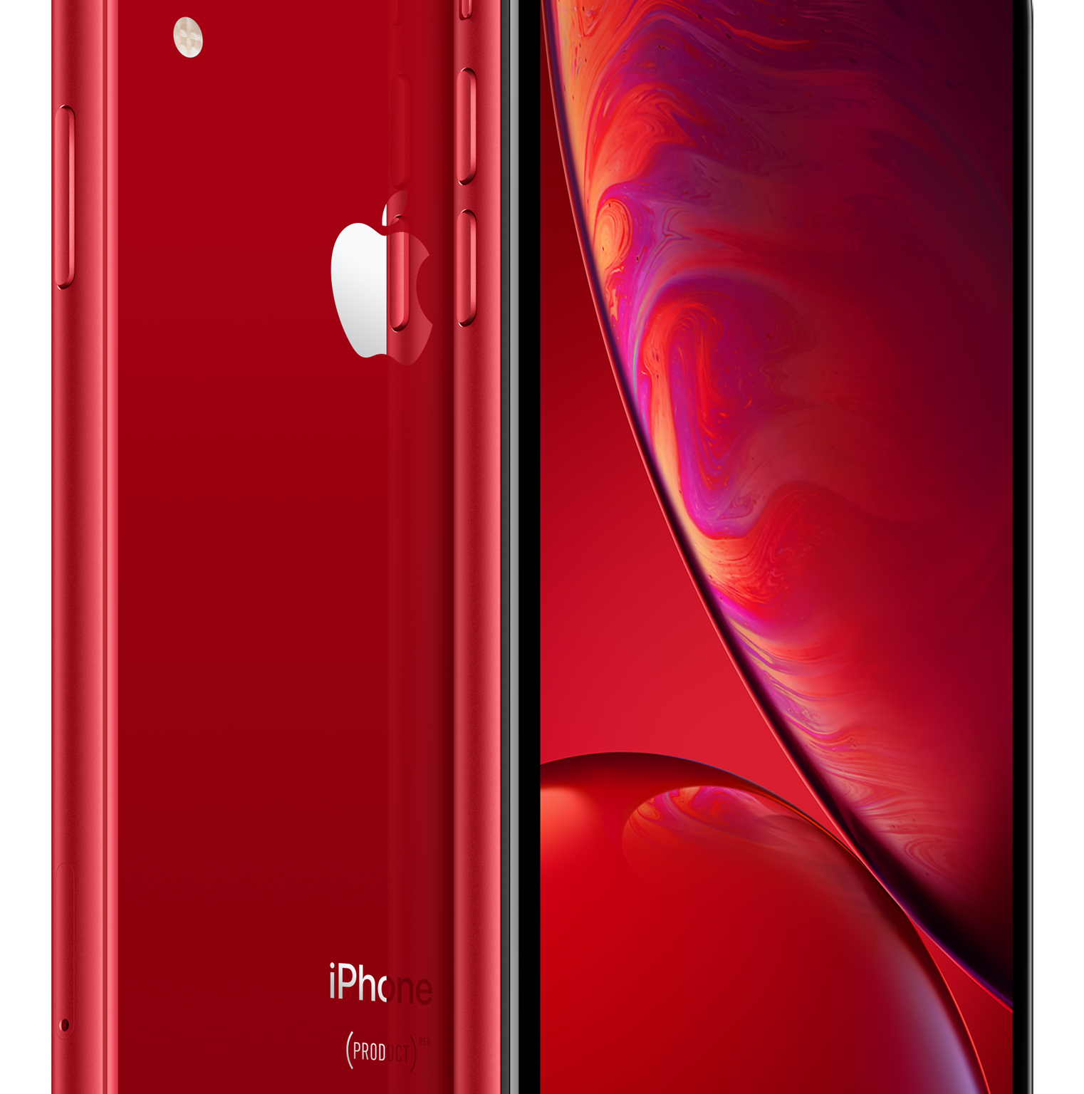 The ProductRED iPhone XR.