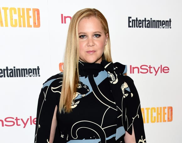 Mom-to-be Amy Schumer