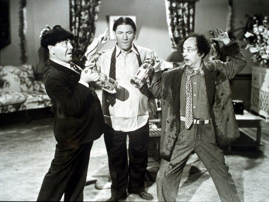 The Three Stooges are all Jewish.