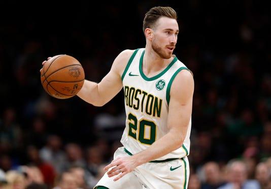 Usp Nba New York Knicks At Boston Celtics S Bkn Bos Nyk Usa Ma