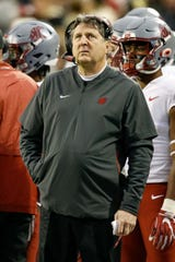 Mike Leach says he believes Washington State is the best team with a 10-2 record.