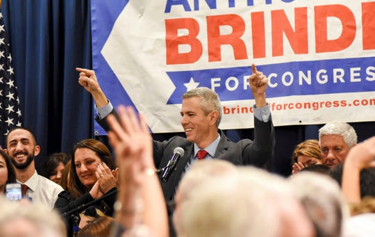 Rep. Anthony Brindisi announced Tuesday he would vote in favor of impeachment.