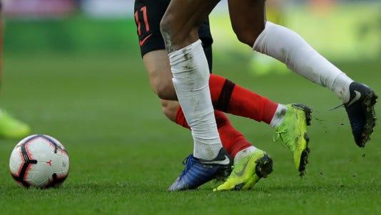 Ap England Croatia Nations League Soccer S Soc Wsoc Gbr