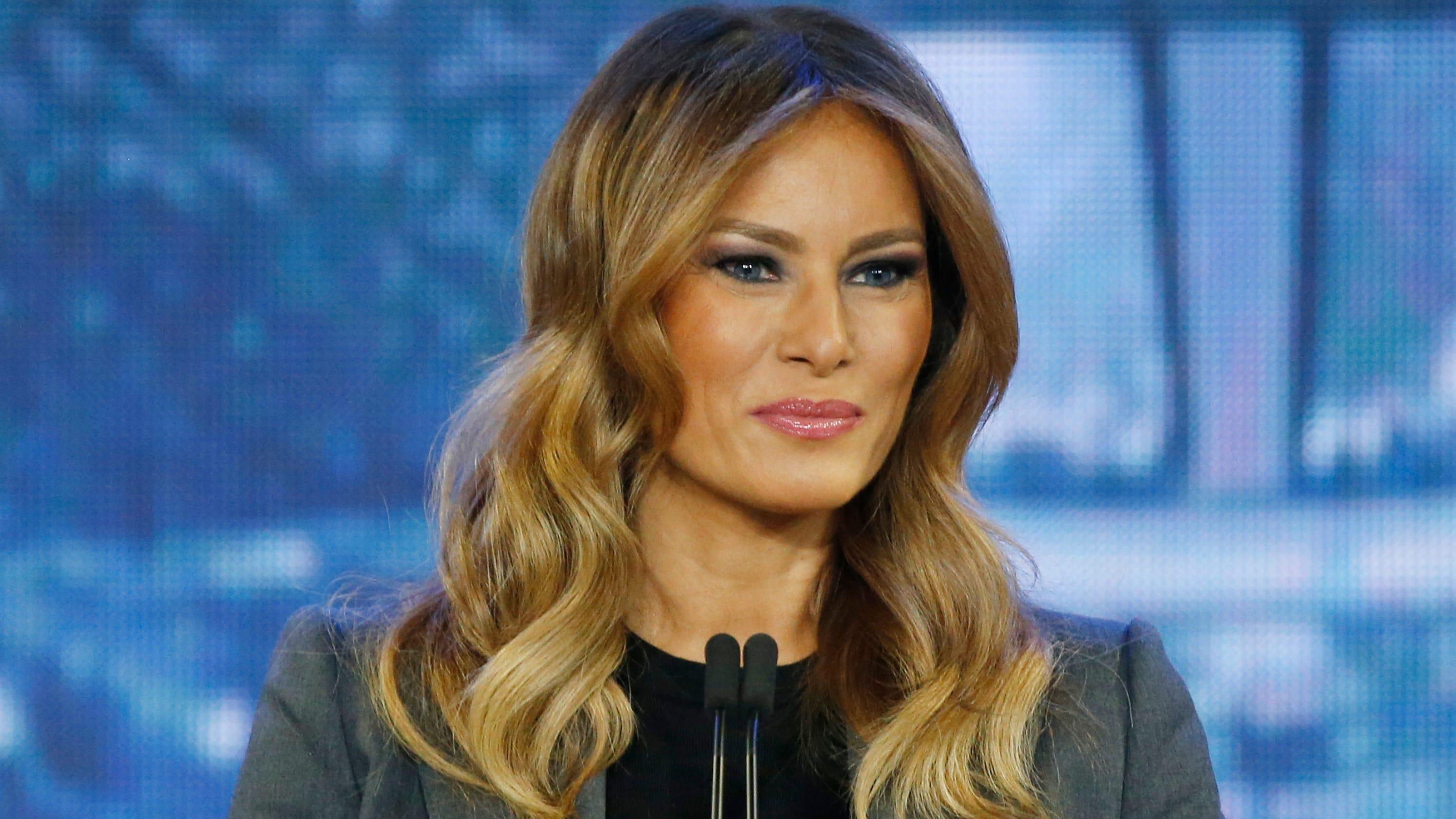 61697a6ebc0 Melania Trump says opioid epidemic worst drug crisis ever at town hall
