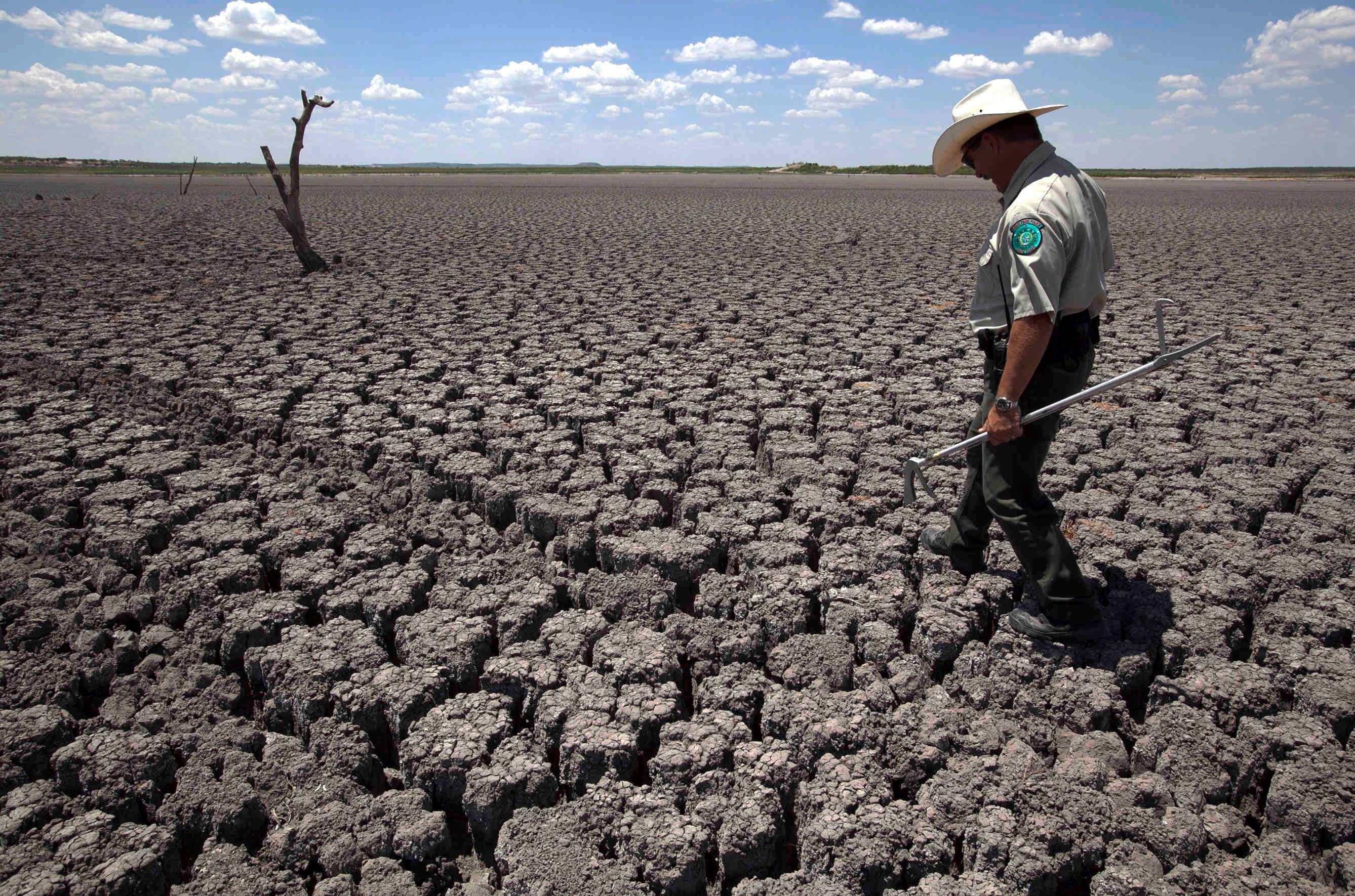 Drought: Worst western megadrought in 1,200 years is here, new study says