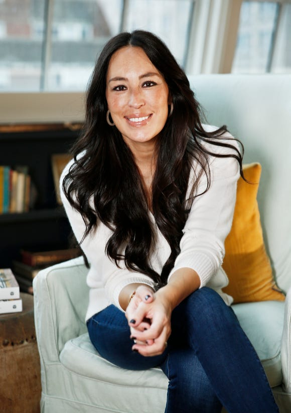 Joanna Gaines Designs New Clothing Line Before Holidays
