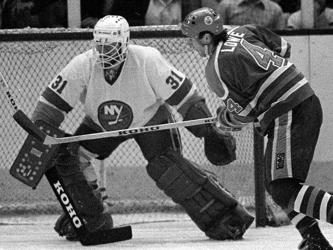 31. Billy Smith (1972-89). Also: Grant Fuhr