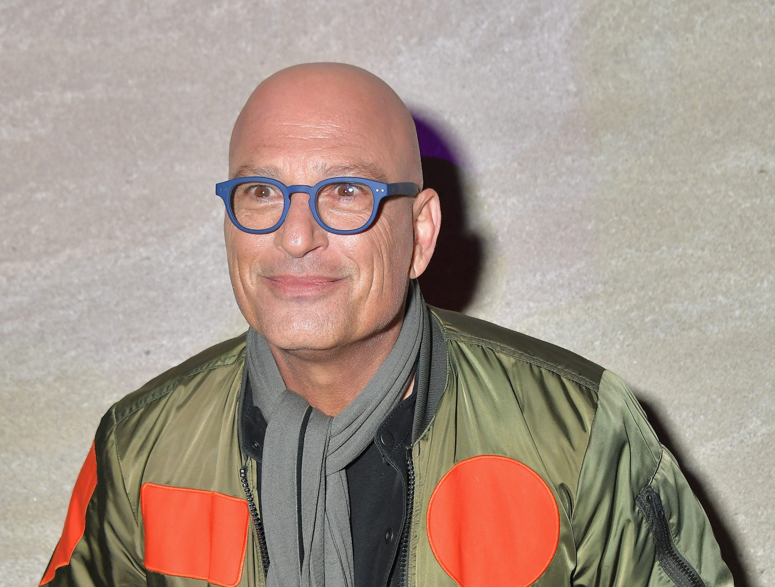 NEW YORK, NEW YORK - NOVEMBER 28: Howie Mandel attends the 86th Annual Rockefeller Center Christmas Tree Lighting Ceremony at Rockefeller Center on November 28, 2018 in New York City. (Photo by Michael Loccisano/Getty Images)