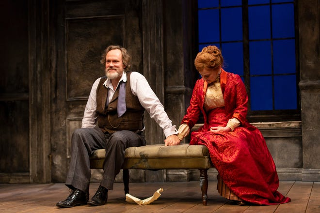 """A Doll's House, Part 2"" is featured at George Street Playhouse in New Brunswick."