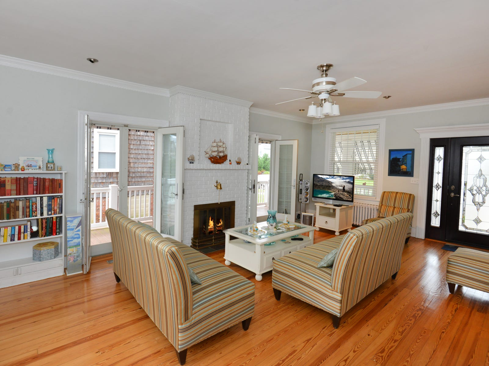 Tour Belmar historic beach house at 210 8th Avenue.