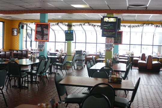 El Pulpo Mexican Restaurant & Grill is located inside a former McDonald's on Upper Front Street in Binghamton.