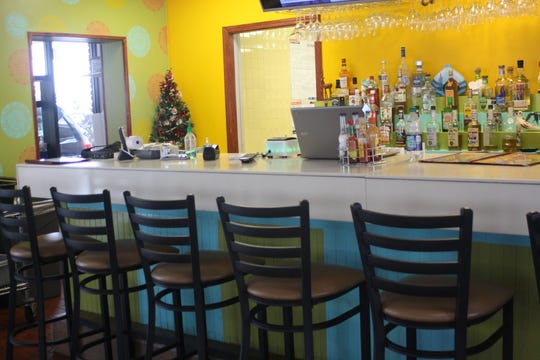 The bar El Pulpo Mexican Restaurant & Grill serves up beer, wine and mixed drinks.