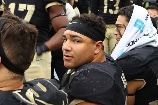 Maine-Endwell grad Darnell Woolfolk is about to end a stellar football career at Army.
