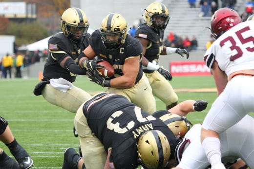 Army Navy Football Game Roster Features M E Grad Darnell Woolfolk