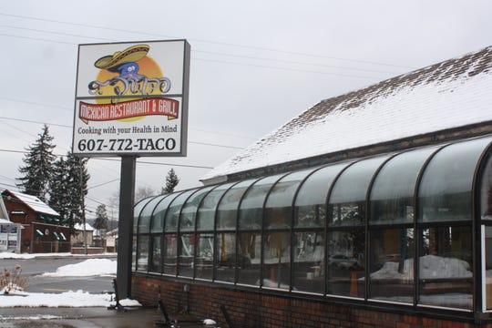 El Pulpo Mexican Restaurant & Grill inhabits a former McDonald's on Upper Front Street in Binghamton.