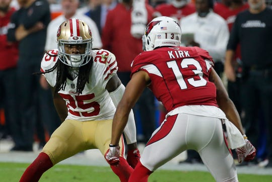 Richard Sherman will return to Seattle with the 49ers on Sunday in what will be his first game at CenturyLink Field since the Seahawks released him last offseason.