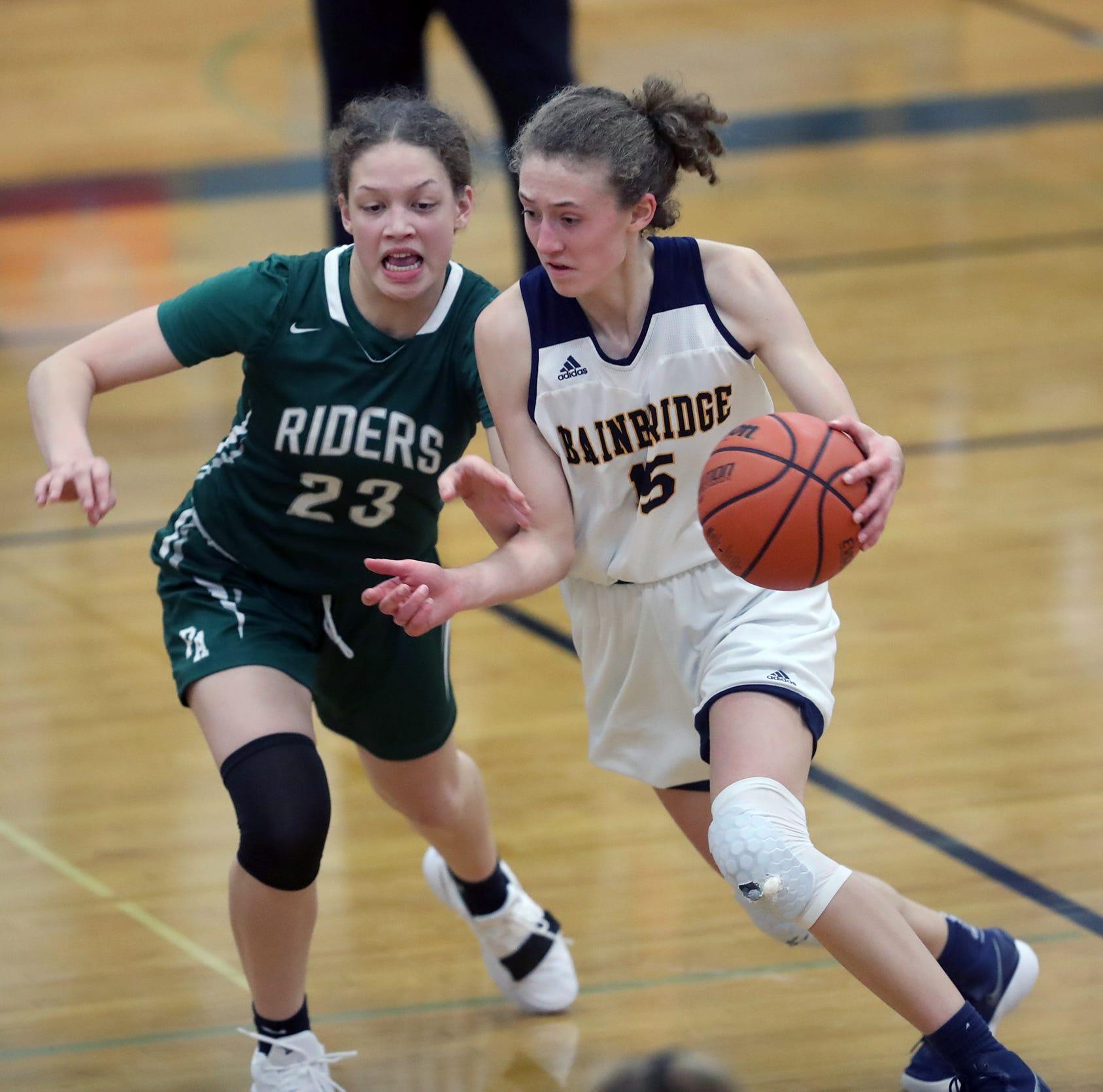 Kitsap Sun girls basketball player of the year: Bainbridge's Olivia Wikstrom