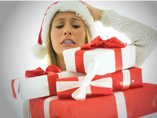 Unfortunately, for many the holidays are also a major source of stress