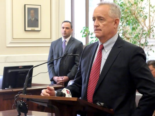 """Hamilton County Prosecutor Joe Deters asked the courts to appoint a """"special master"""" to review text message retrieved from the phones of Cincinnati City Councilmembers after it was suspected Councilman Wendell Young deleted messages that could be evidence."""