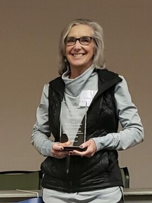 Patricia Sellar Hillsborough Township Public Schools teacher honored Elementary Teacher of the year