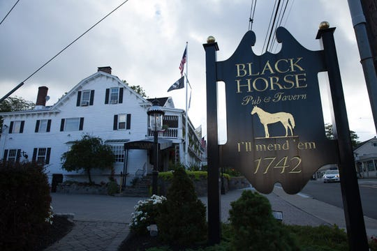Open in 1742 as a stage coach house, Black Horse Pub & Tavern in Mendham is the oldest continually serving food establishment in New Jersey.