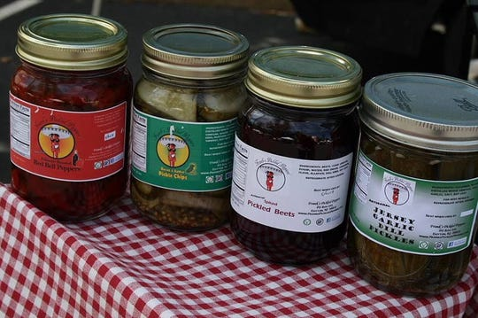 Frank's Pickled Peppers products.