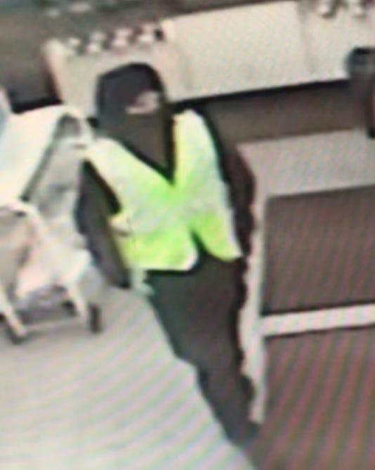 Hunterdon County Armed Robbery Suspect