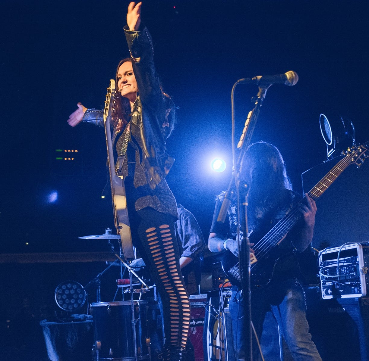 Callout, a Watchung-based band, hosts album release concert with fundraiser for domestic abuse