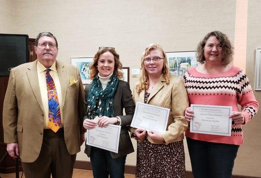 Mary Harris Winners 2018