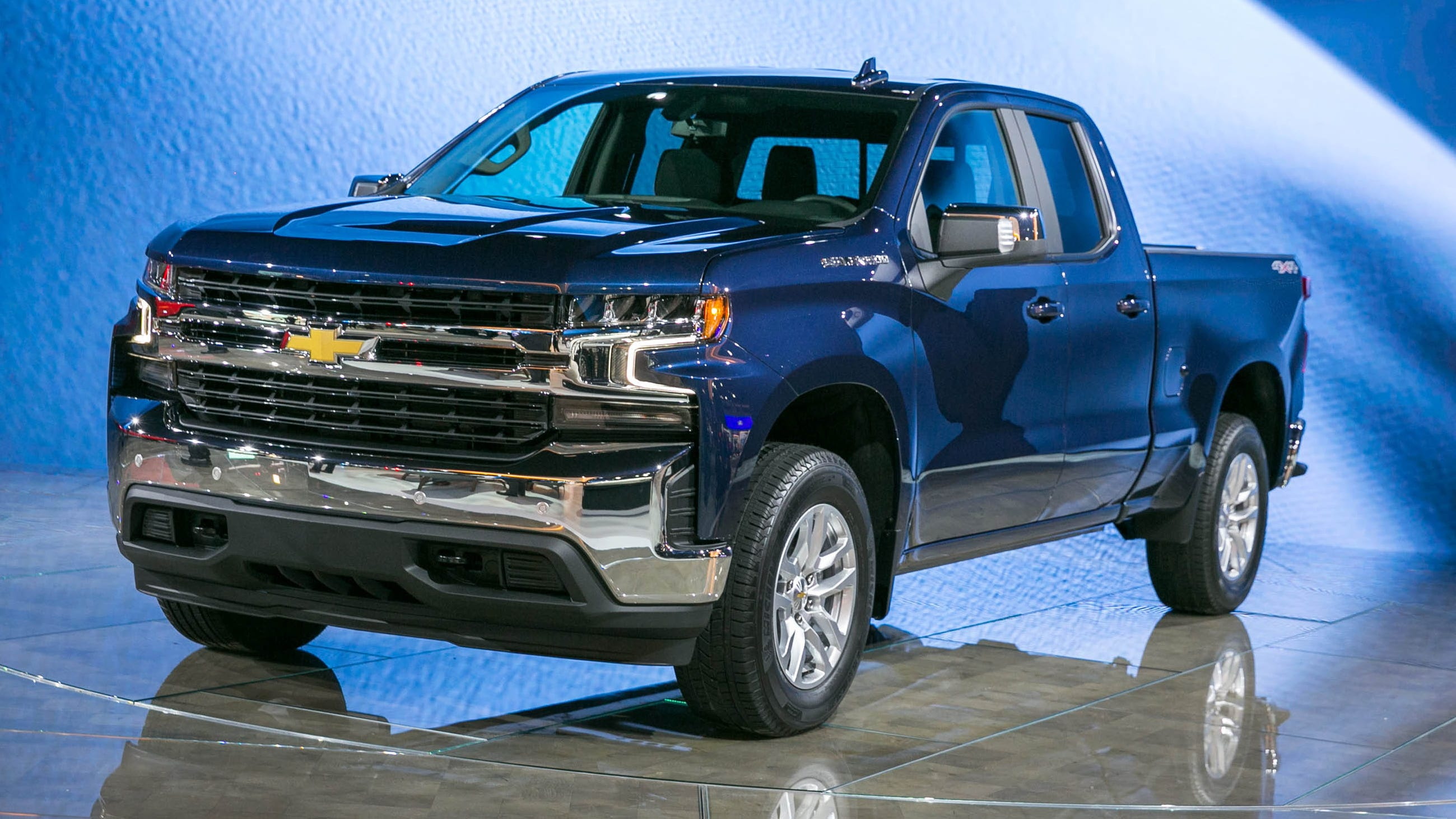 Chevrolet steps up truck war with Silverado launch, ad blitz
