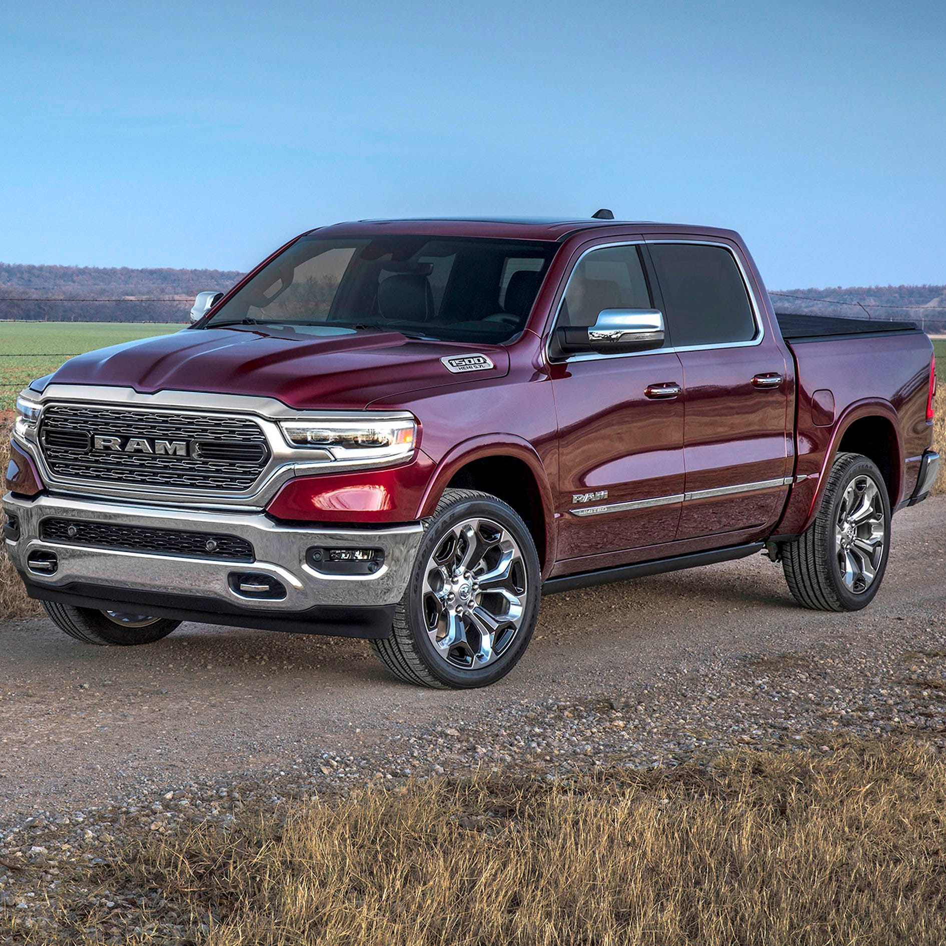 Ram 1500: My vote for North American Truck of the Year