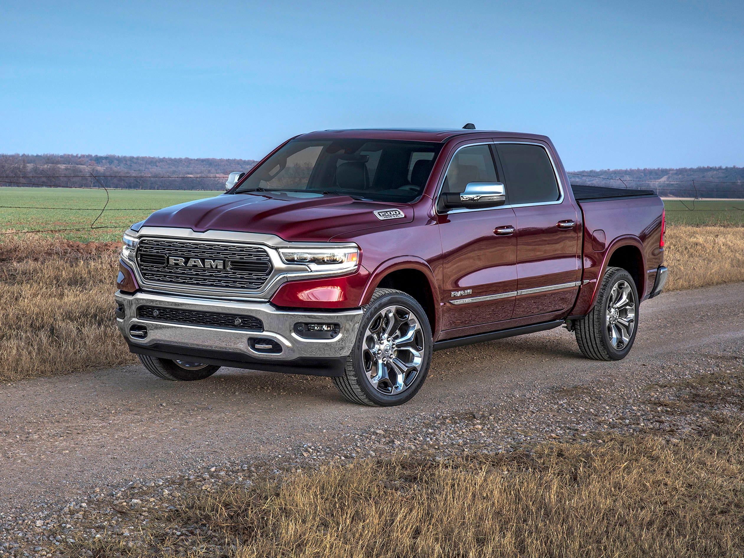 Fiat Chrysler rides Ram trucks, Jeep SUVs to solid November