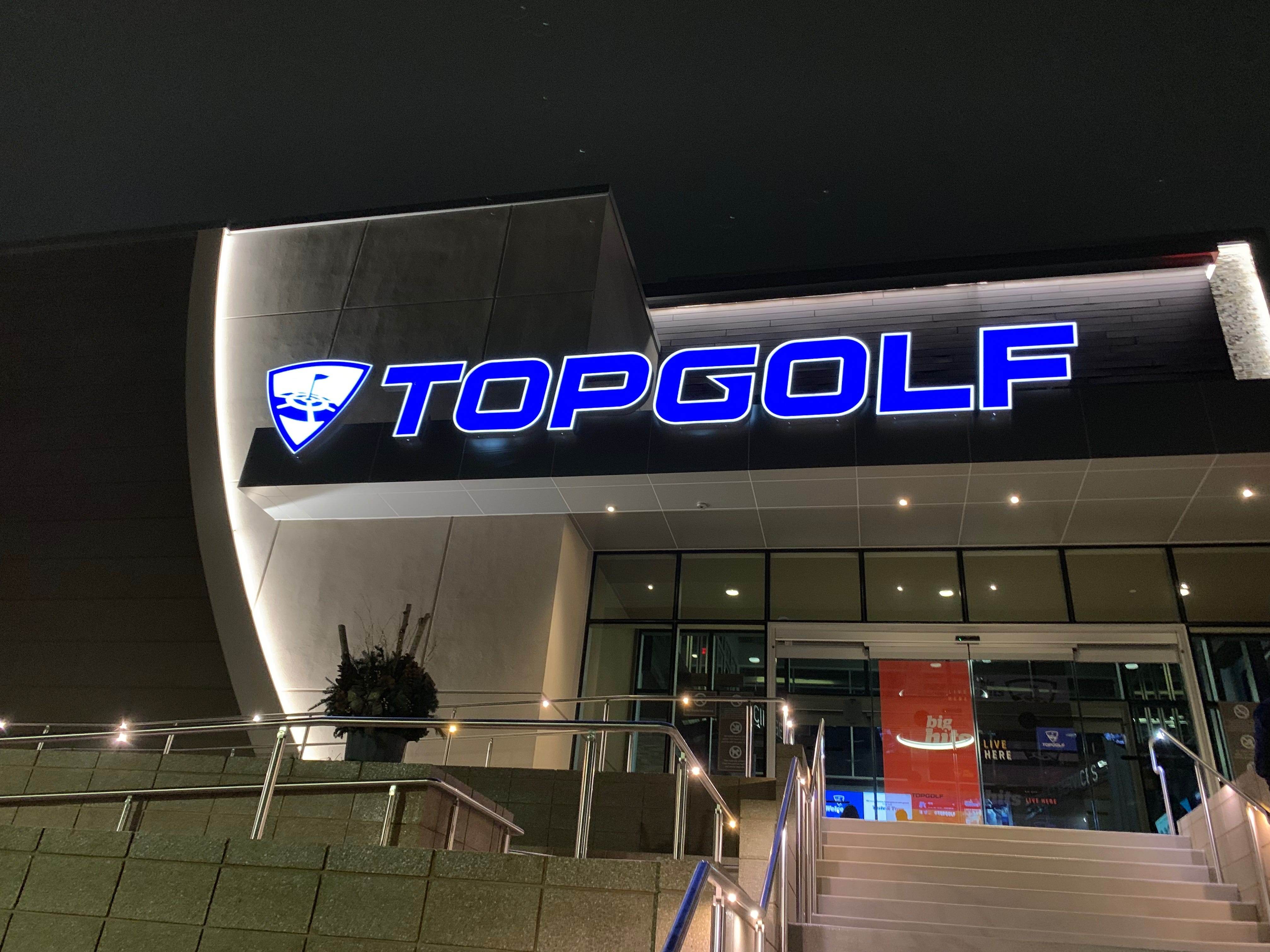 Topgolf finally comes to Michigan, and it's amazing!