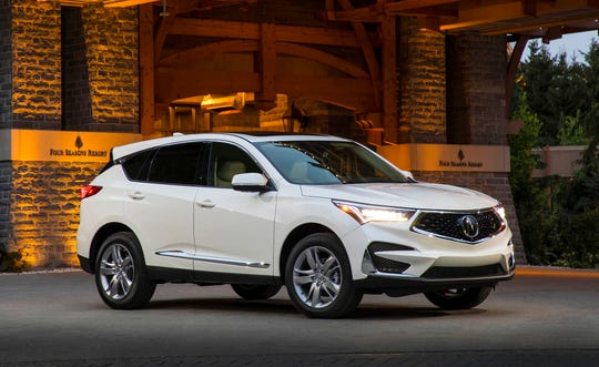 Utility of the Year finalist--2019 Acura RDX