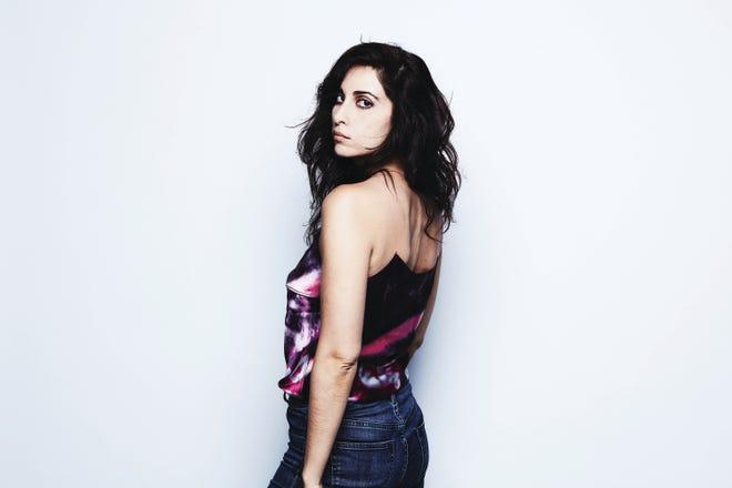 Singer-songwriter Yasmine Hamdan